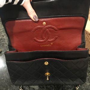 e3d677326a97 CHANEL Bags - Classic Medium Chanel Lambskin Double Flap